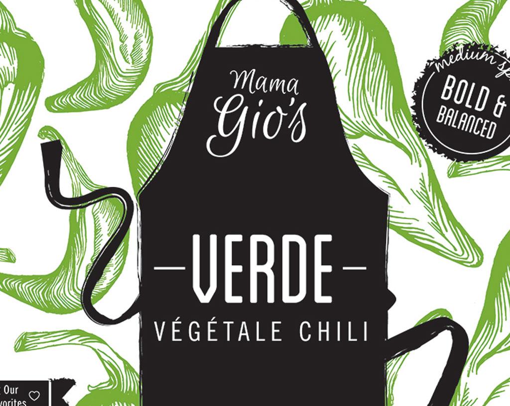Mama Gio's Homemade Chili