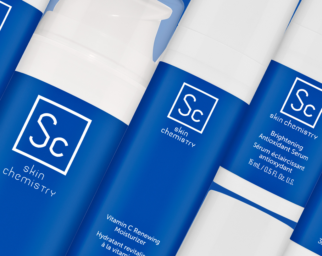 Skin Chemistry Brand Development + Communication